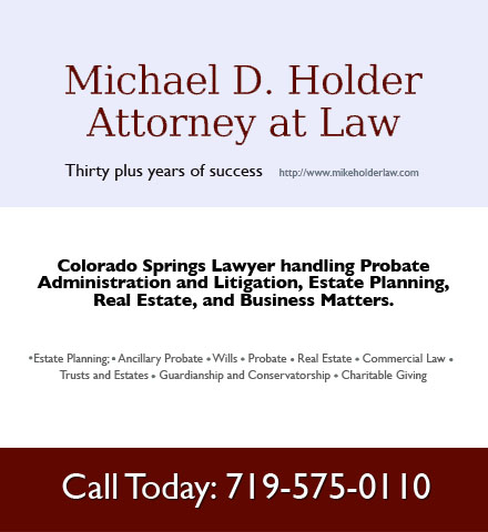 law mike holder